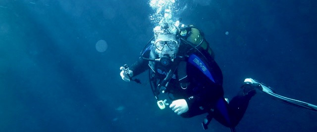 duiken met Straatman